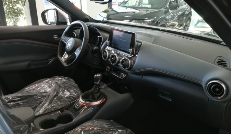 NUOVO Nissan Juke pieno